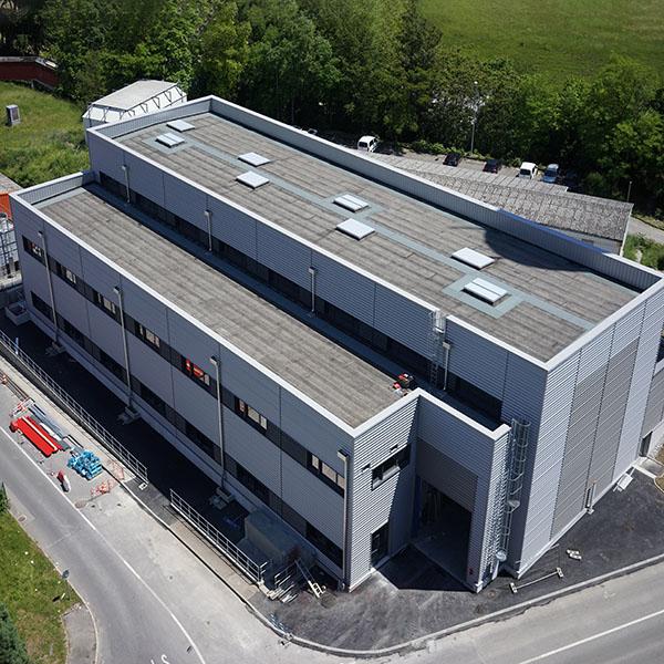 VCS Geschäftsgebäude & Kaufhäuser