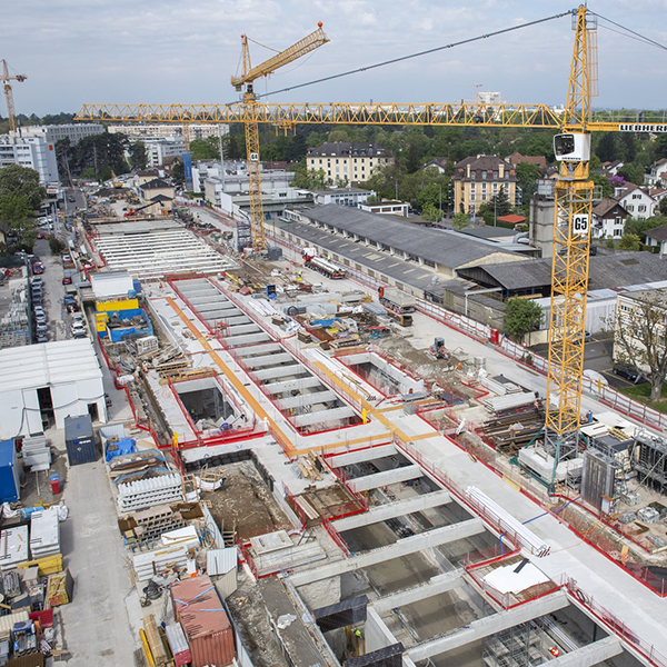 VCS Verkehrsinfrastruktur
